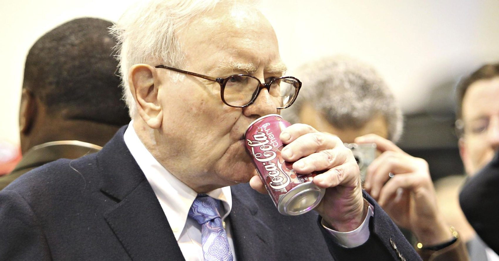 warren buffett coca-cola