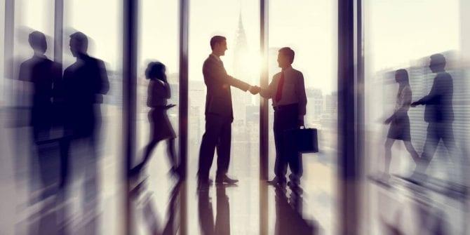O investidor parceiro e o poder da associação