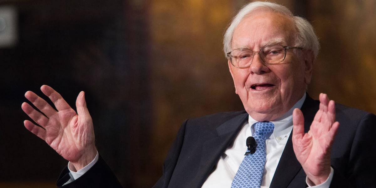 A Regra Número 1 de Warren Buffett