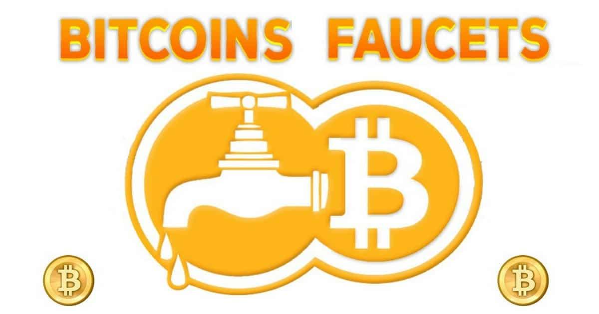 Bitcoins Faucets: portais que objetivam a divulgação de criptomoedas