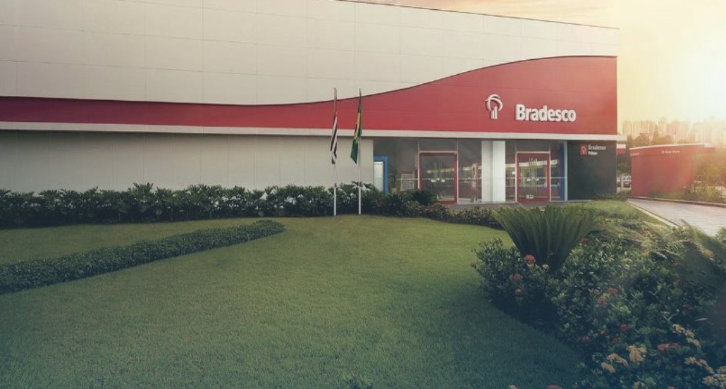 histórico do Bradesco
