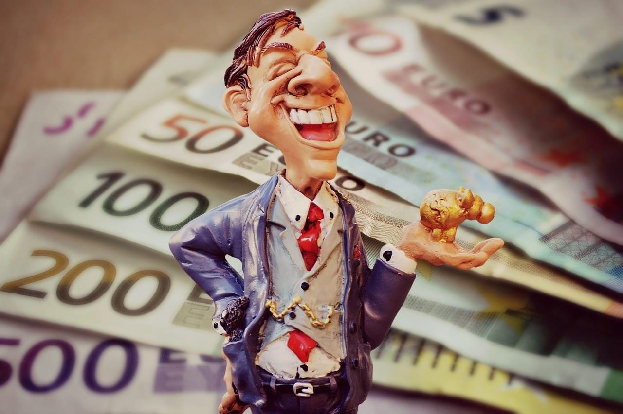 margens e lucros