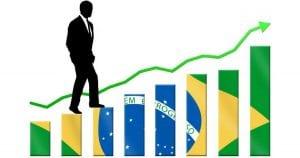 O PIB mede a produção econômica da um país