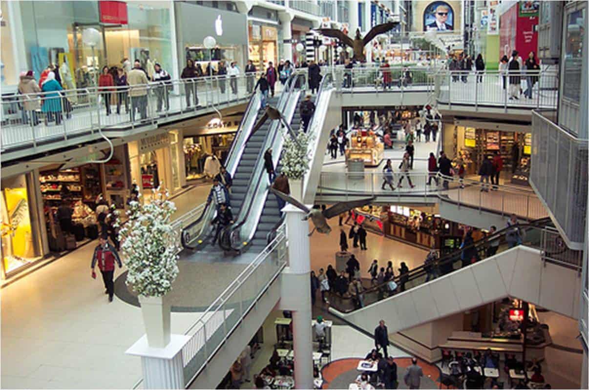 Saiba mais sobre shoppings centers