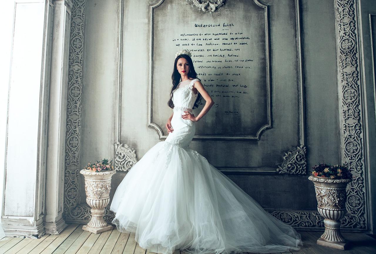 o enfeite da noiva