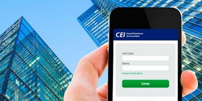 CEI: saiba como acessar e usar o Canal Eletrônico do Investidor