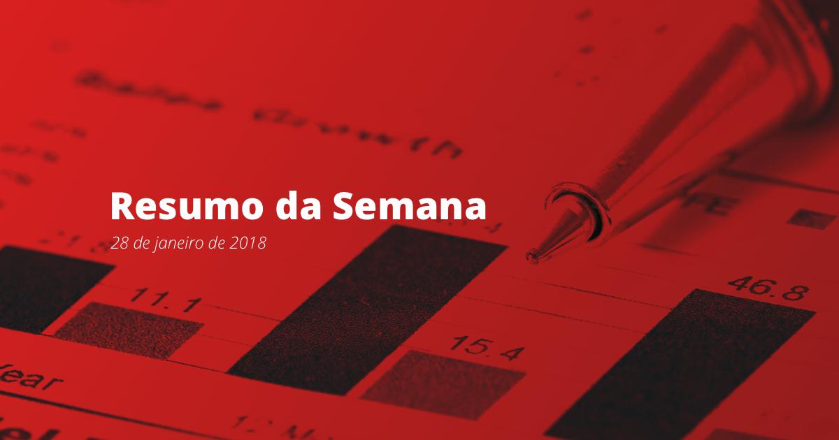 Resumo da Semana: Lula condenado e IBOV segue em alta