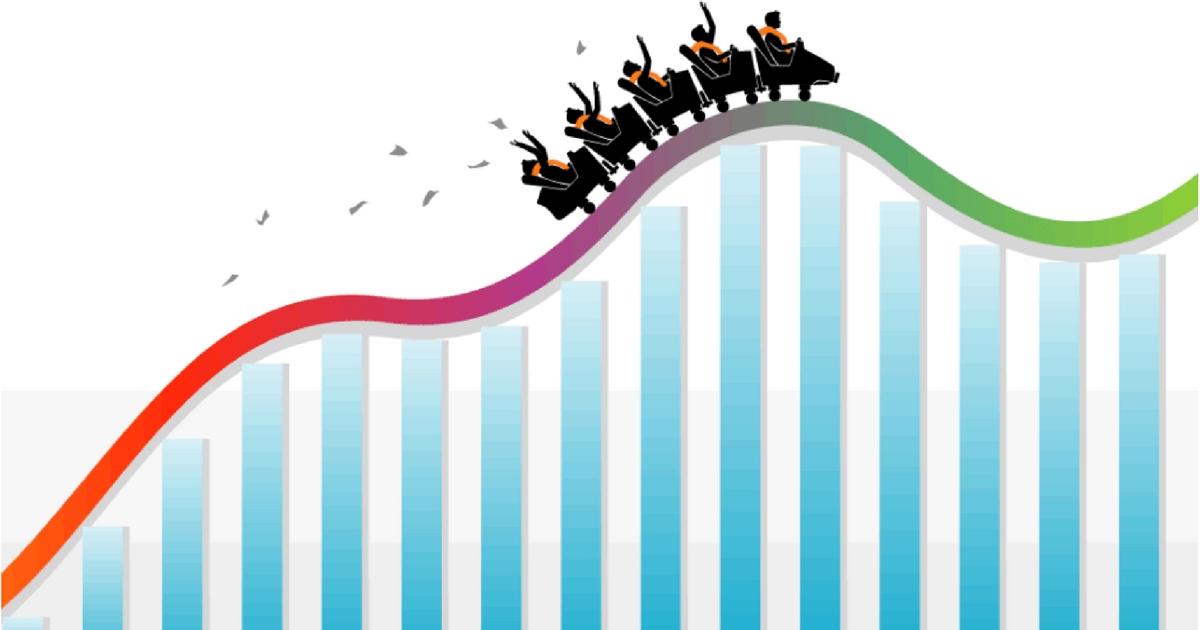 Três ações de baixa volatilidade e bons retornos