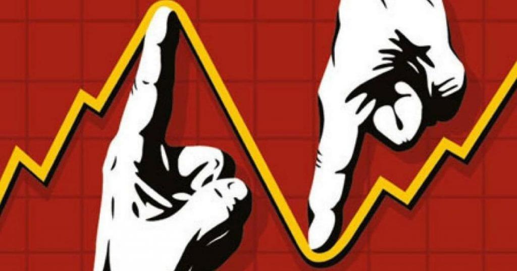 A volatilidade é um conceito diretamente relacionado com o preço de um ativo