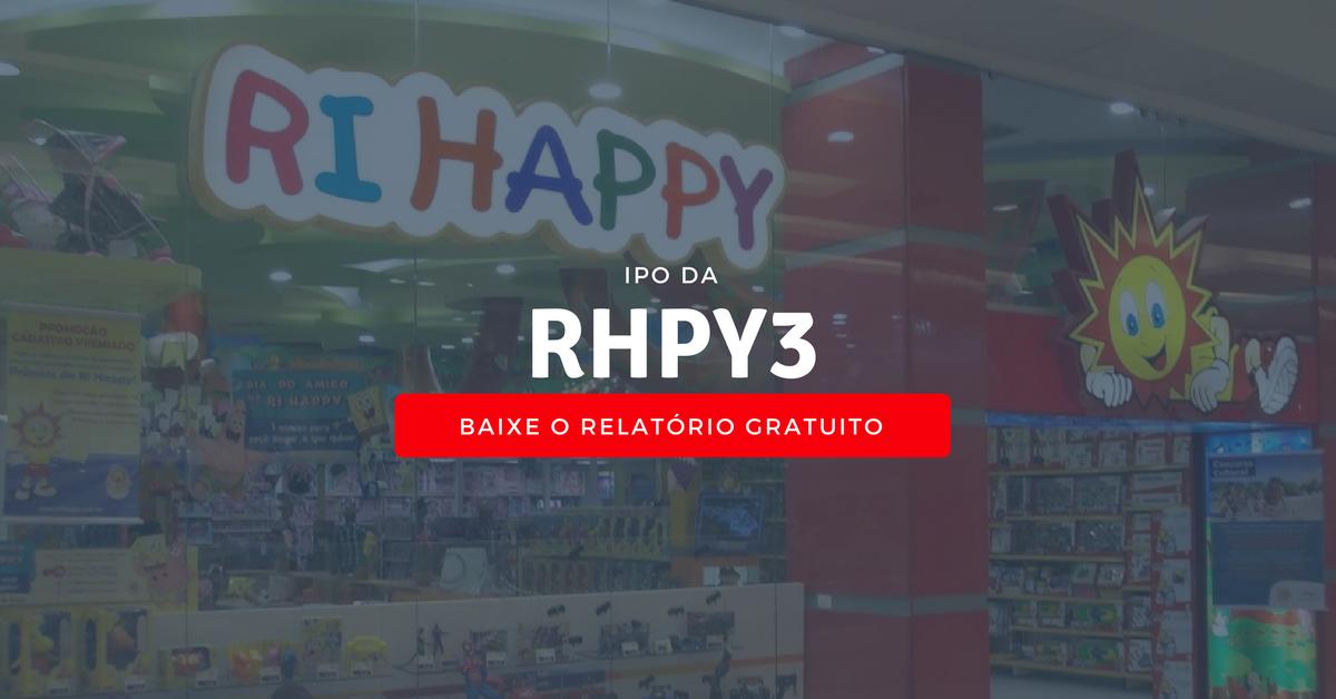 Ri happy ipo cancelado