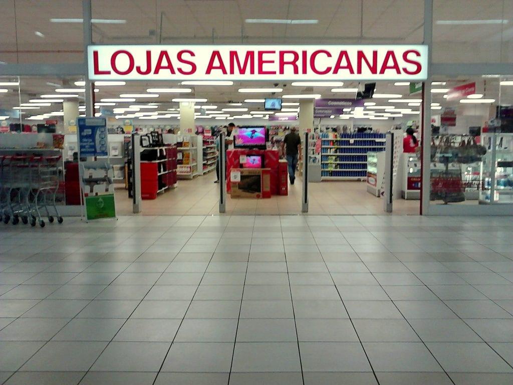 faturamento lojas americanas