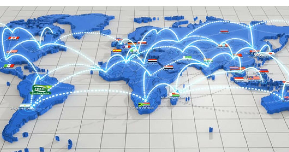 Mercado externo: importante componente da economia de um país