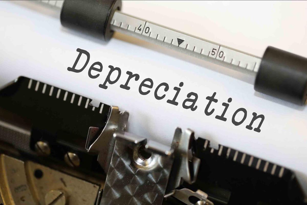 Depreciação contábil