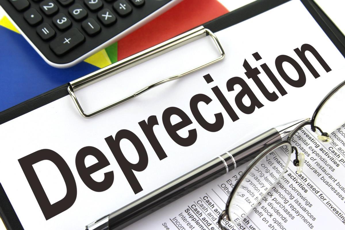 Depreciação - desembolso