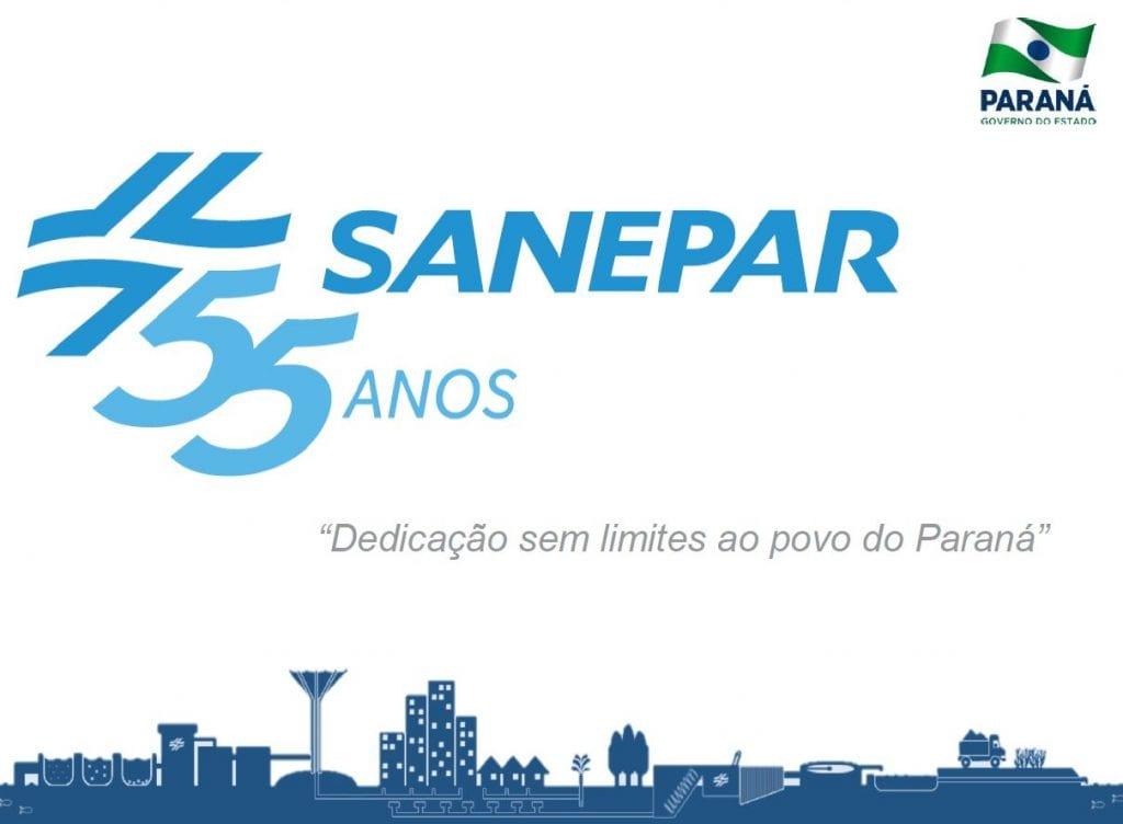 Faturamento da Sanepar