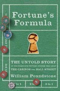 capa do livro Fórmula da Fortuna