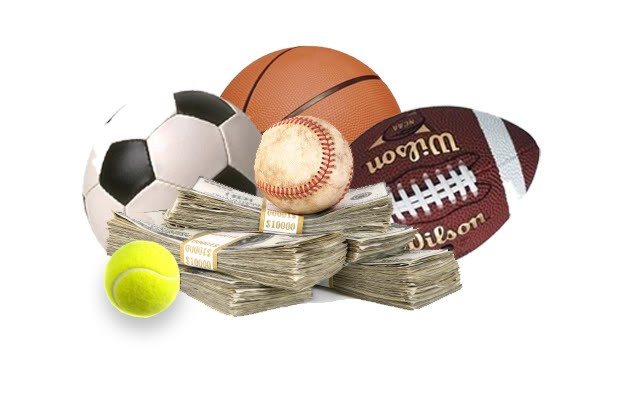 esportes e dinheiro