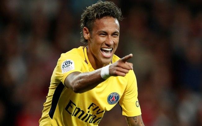 neymar é rico jogo psg