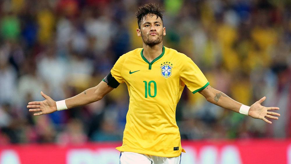 Neymar salário Brasil