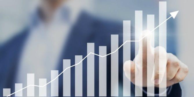 4 ações com dividendos maiores do que 8%