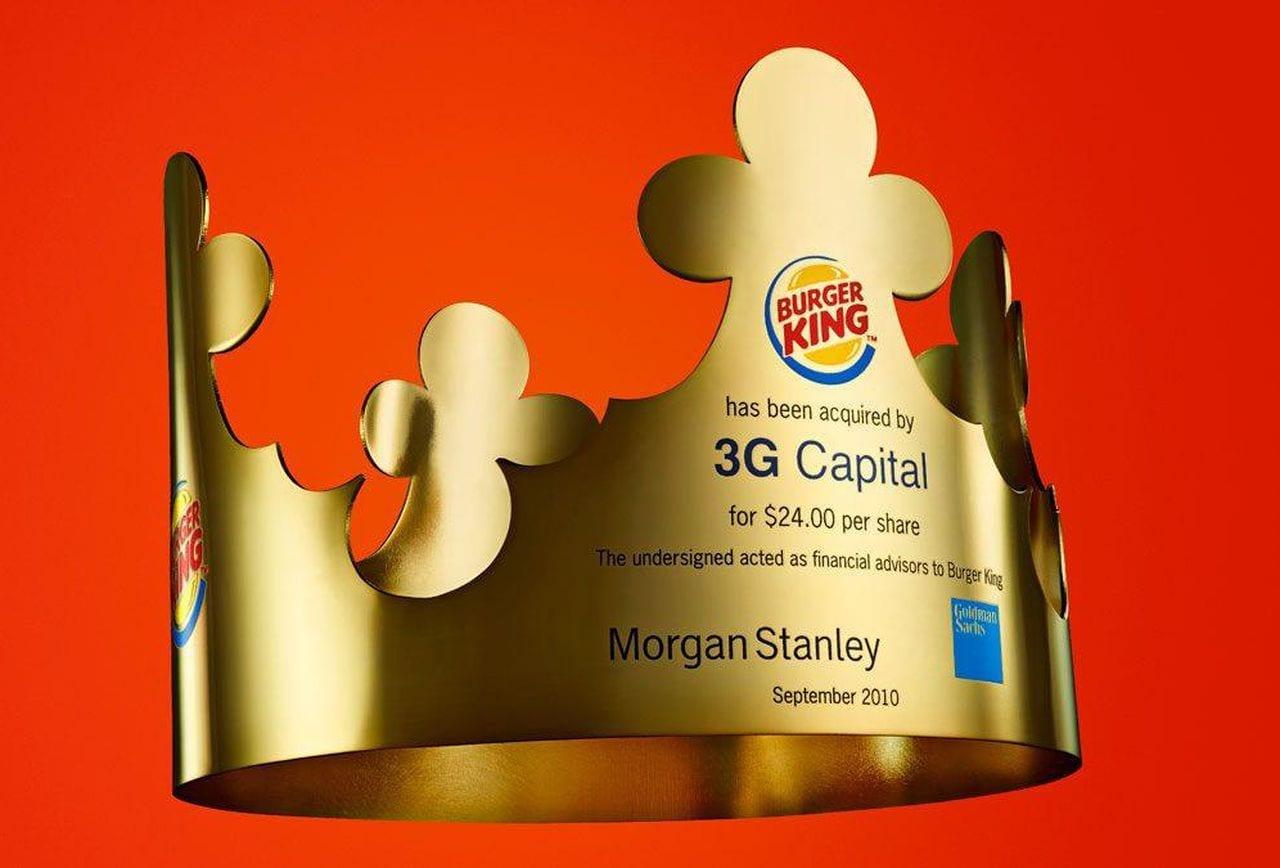3G Capital Burguer King