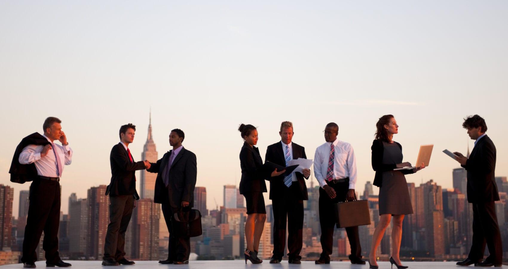 Área de vendas: A força propulsora de praticamente todas as empresas