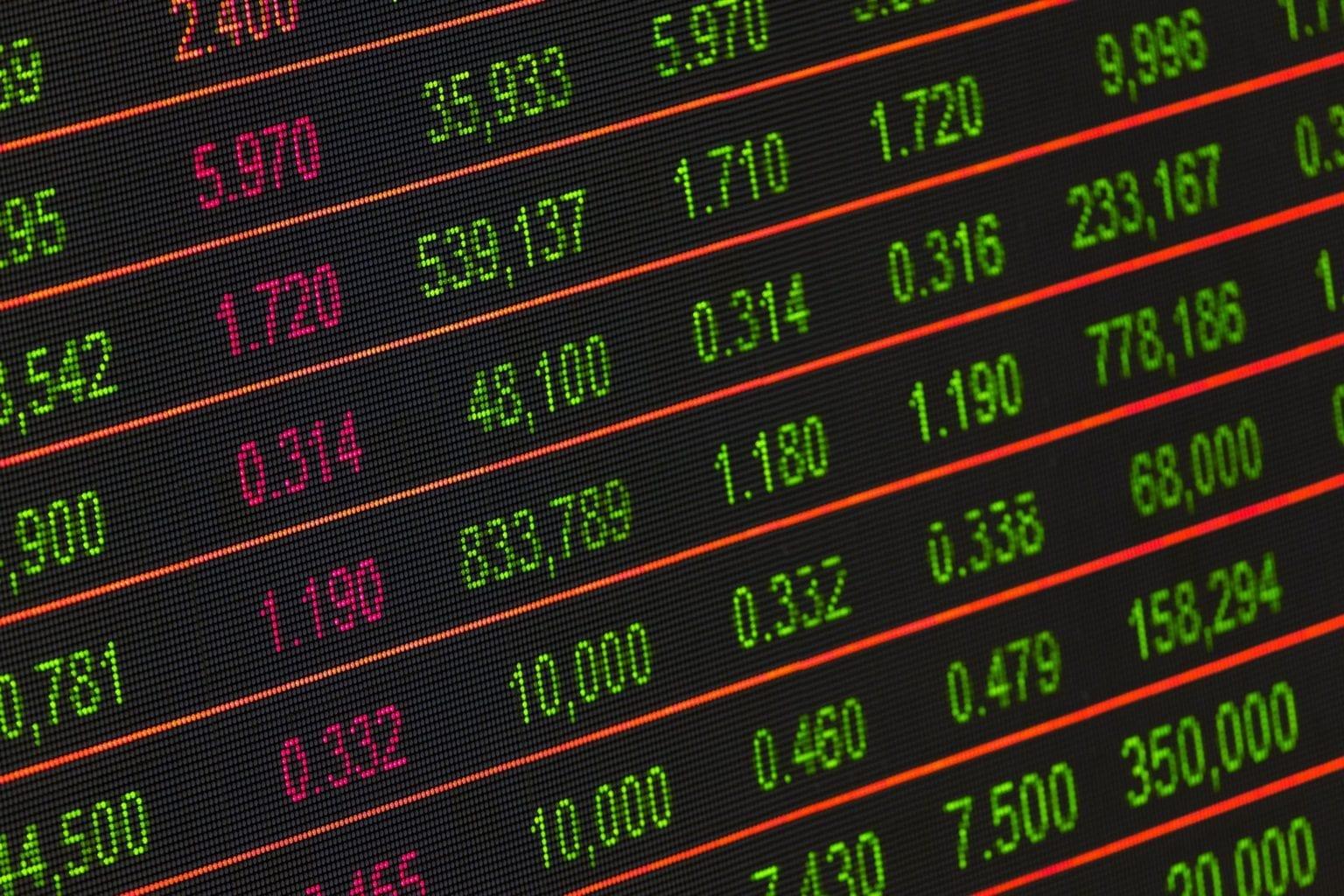 O que é uma operação de block trade e como ela funciona no mercado