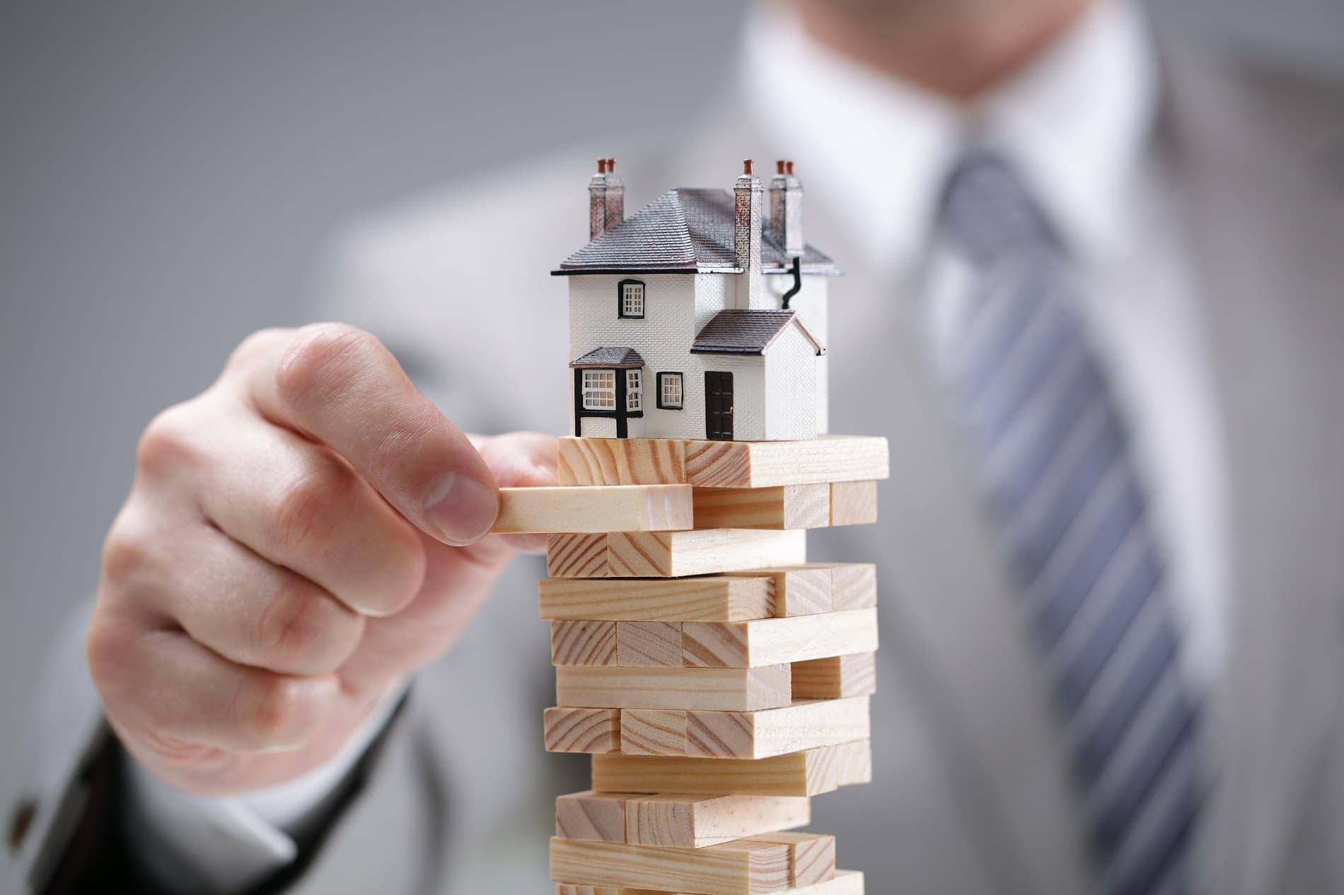 O que é mercado imobiliário