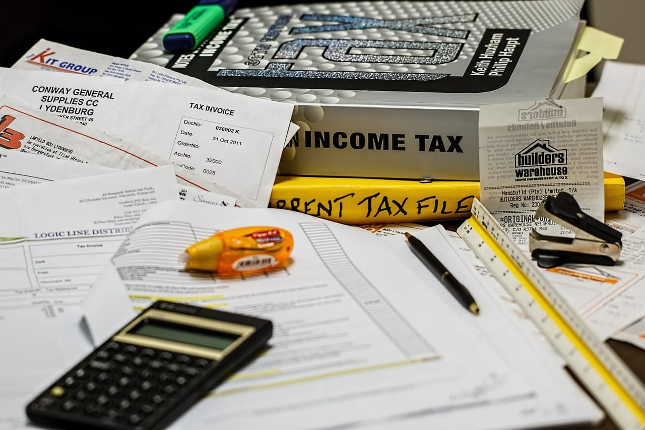 imposto sobre ações