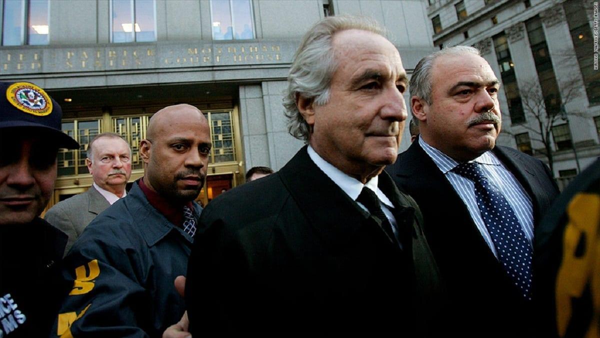 Bernard Maddoff é o responsável por uma das maiores fraudes da história