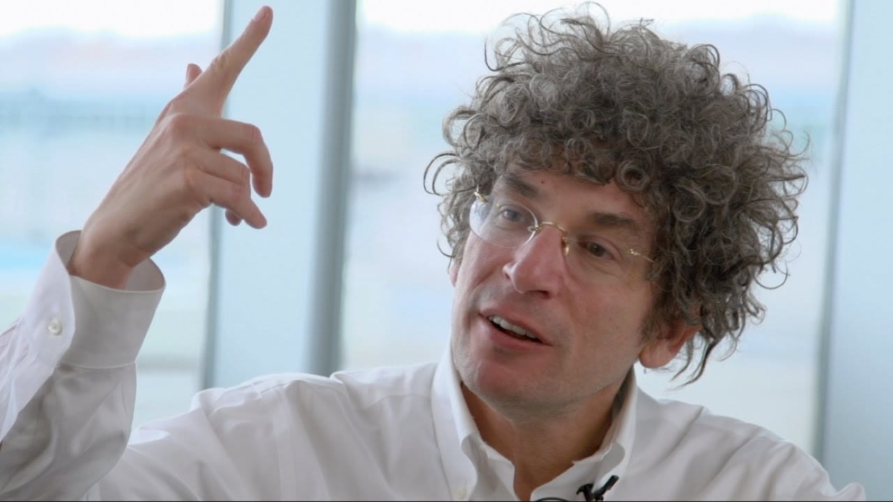 O empresário James Altucher