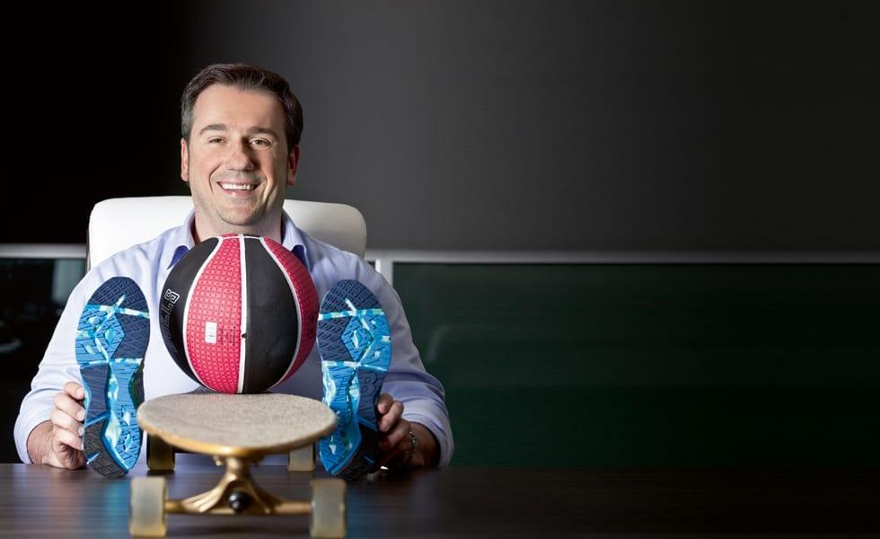 Marcio Kumruian, CEO da Netshoes
