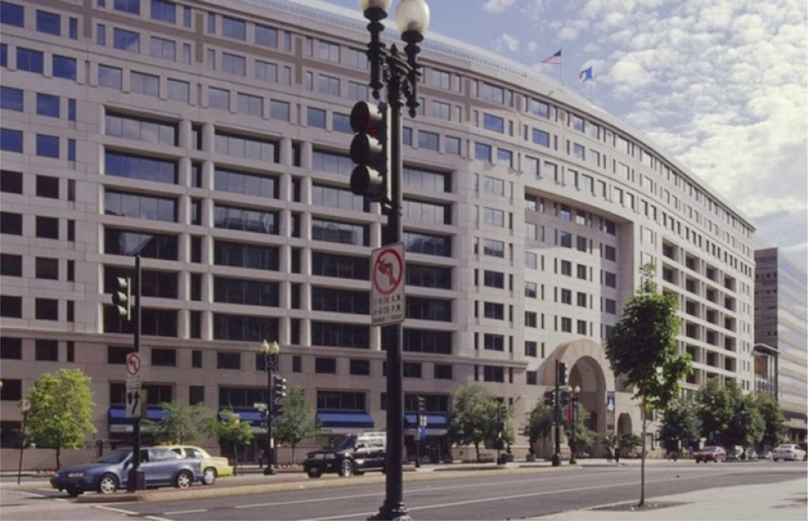 Sede do Banco Interamericano de Desenvolvimento