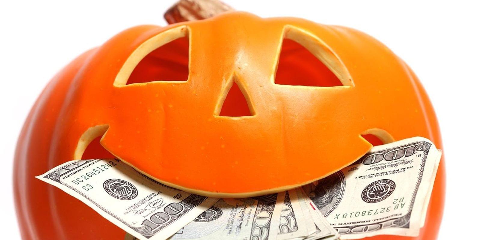 Clima de Halloween: Uma historia de terror para os investidores