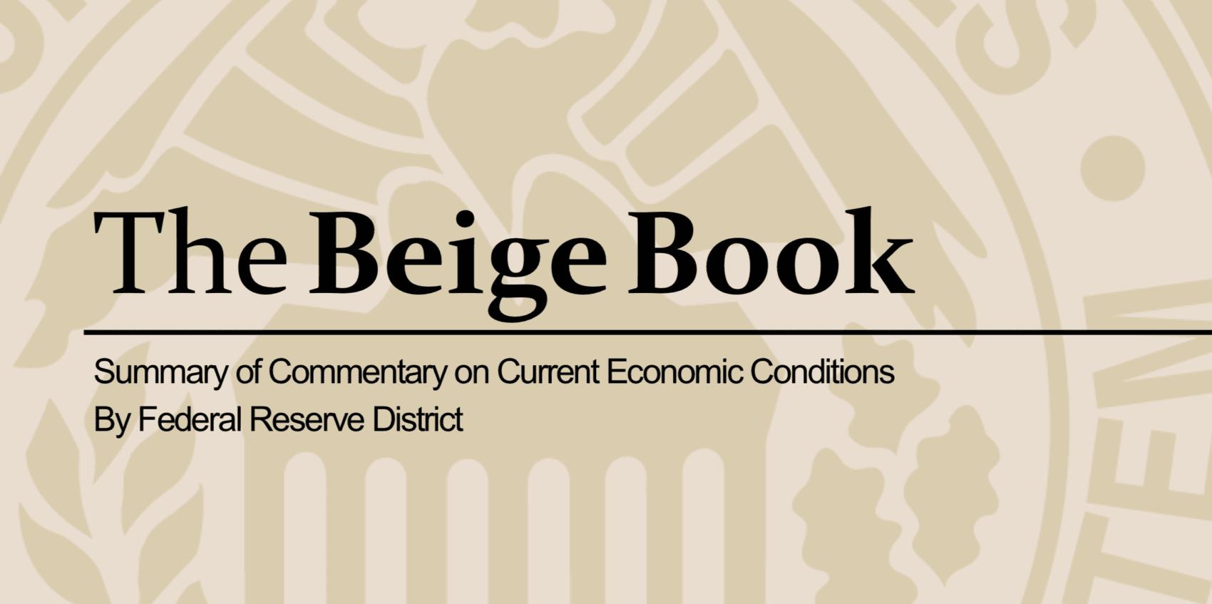 Livro bege: Aprenda sobre este importante monitor da economia
