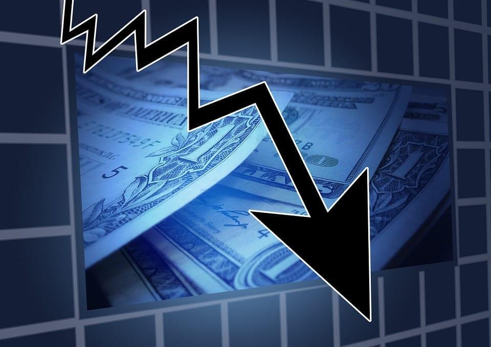 O que é um déficit comercial?