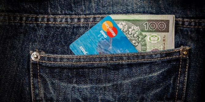 Cartão de débito: forma de pagamento pode ajudar no controle do orçamento