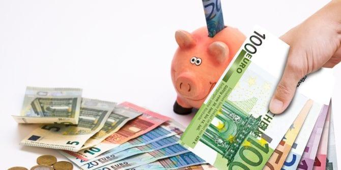 Como juntar dinheiro e investi-lo da melhor forma?