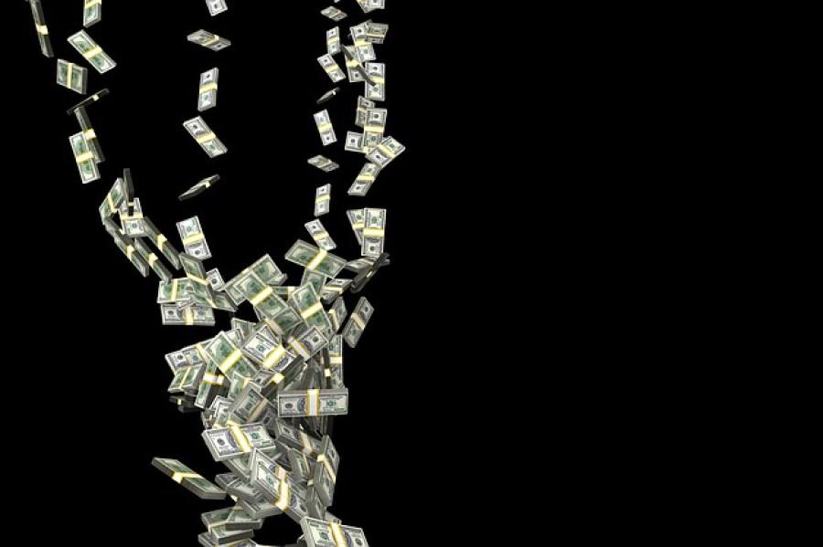 Queda do dólar