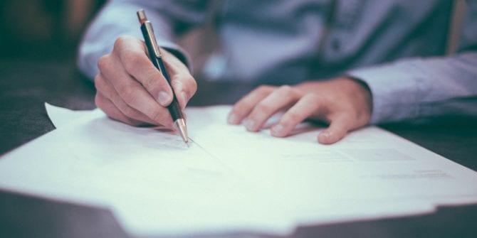 Averbação: como funciona o processo de alteração em registro de cartório?