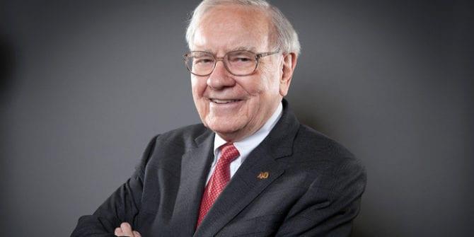 Warren Buffett e pequenas quantias