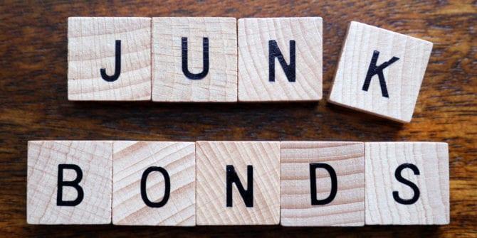 Junk bonds: entenda o que são esses títulos de dívida