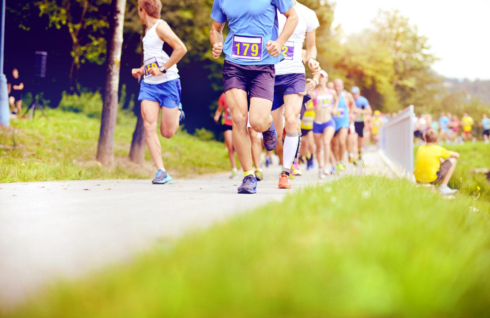 É uma maratona, não uma corrida de 100 metros