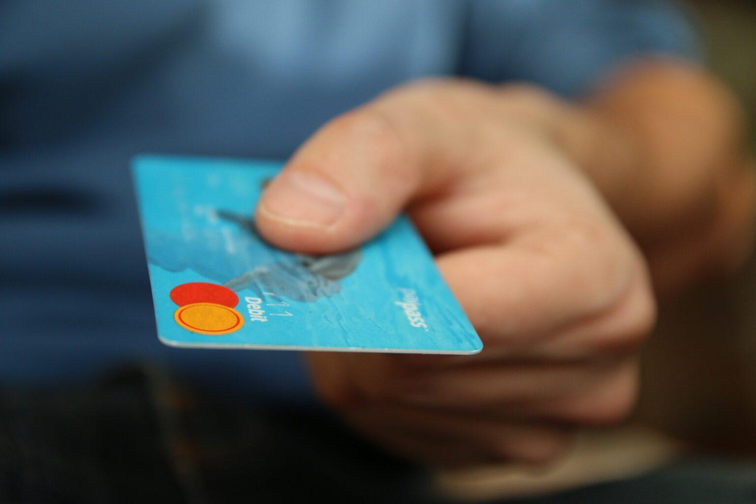 contas de pagamento