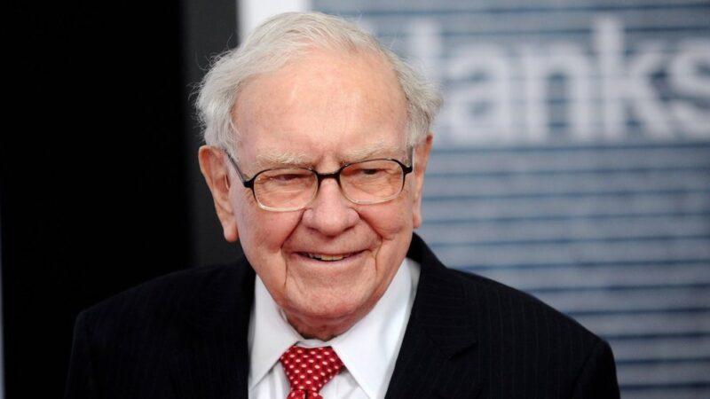 Homenagem a Warren Buffett
