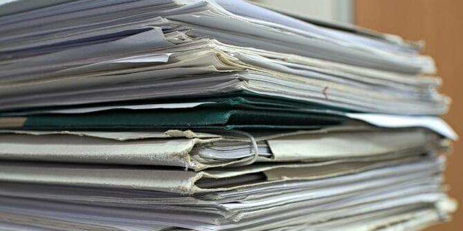 Comprovante de renda: quais documentos são aceitos para comprovar renda?