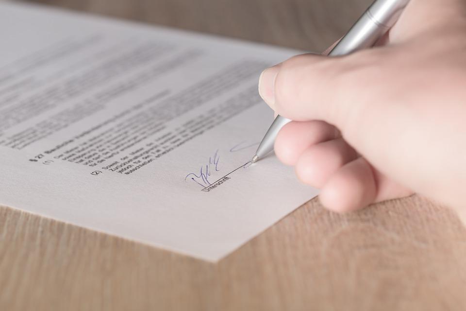 contrato de gaveta