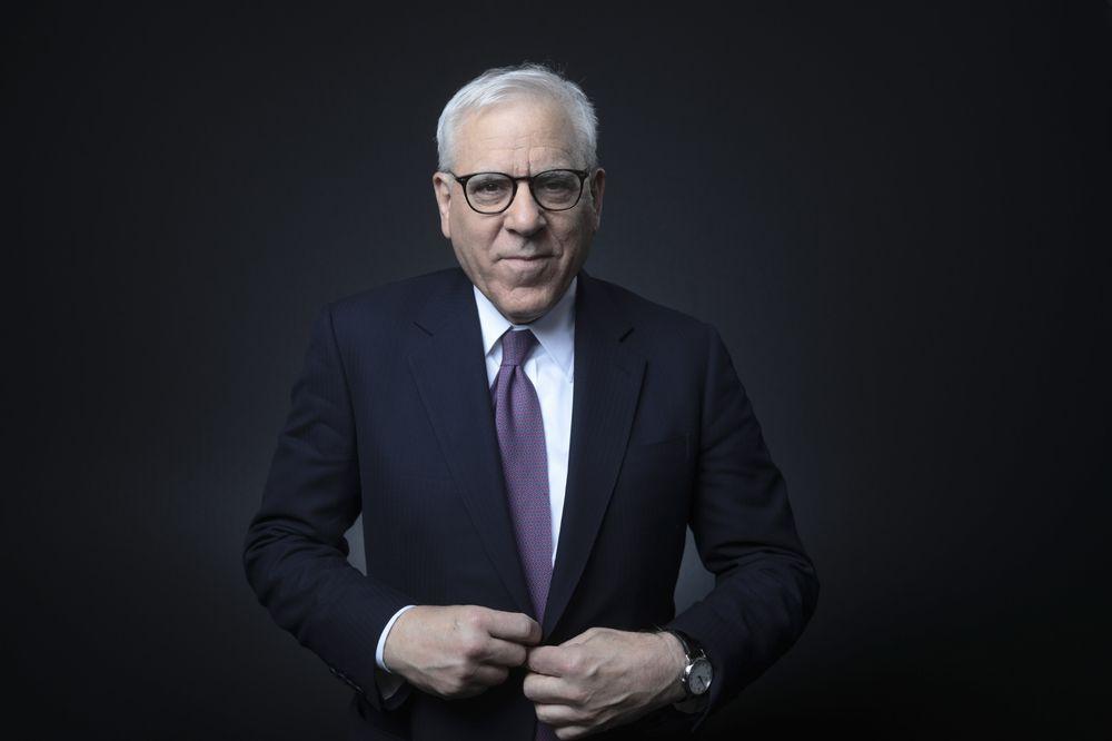 David Rubenstein