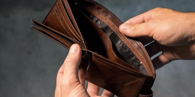 Descontrole financeiro: saiba como reverter essa situação