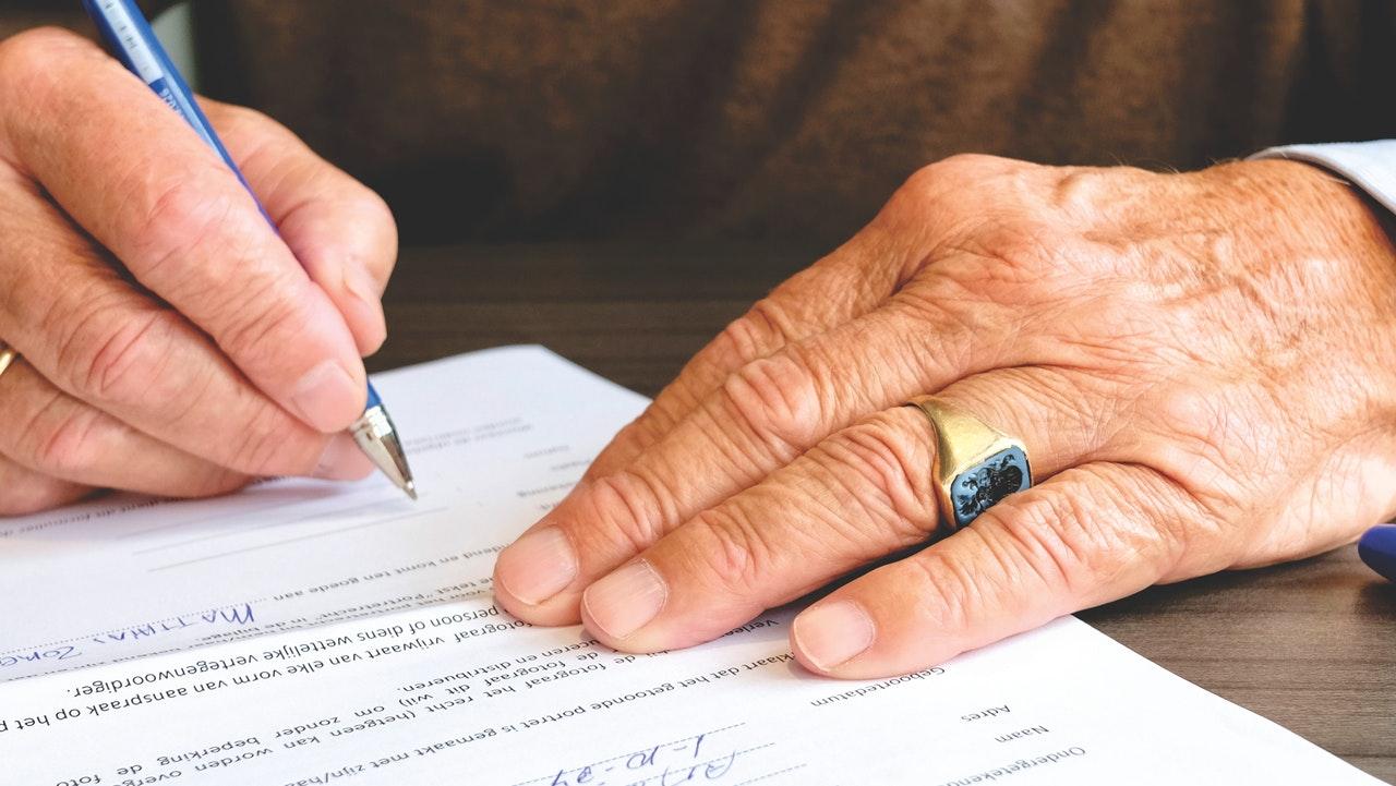 documentos para abrir conta